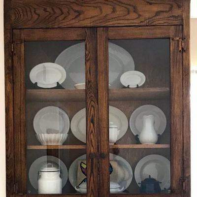 J.W. Pankhurst & Co. Hanley England Ironstone Dishes