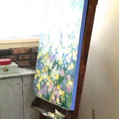 Anco Bilt Large Studio Artist Easel