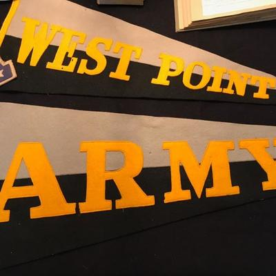 West Point Pendant $25 Army Pendant $40