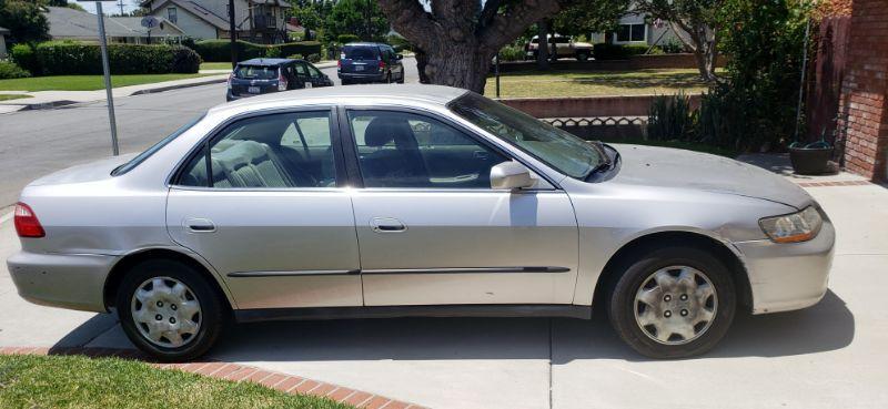 1998 Honda Accord Sedan with 84,000 original miles