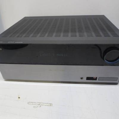 Harman Kardon AVR1600 (left side no output)