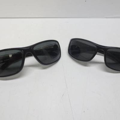 Lot of 2 Bolle Vibe, and Prince black Polarized Su ...