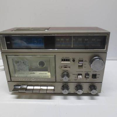 General Electric GE 7-4990A Alarm Clock Radio and ...