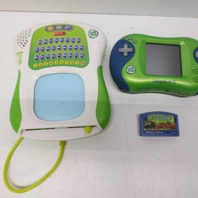 Lot of 2 Leap Frog toys learning toys