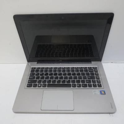 Lenovo ideapad U310 laptop, unknown condition (no ...