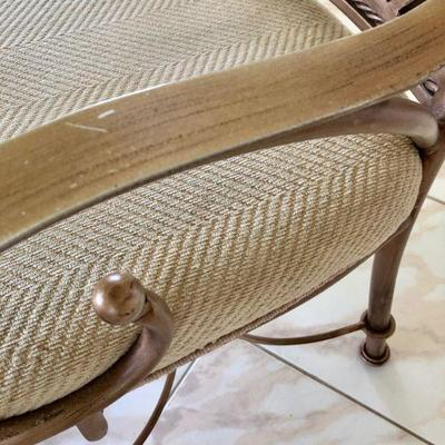 Dinette chair detail