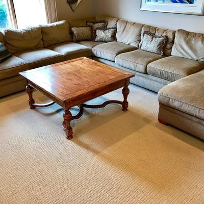 coffee table is not for sale