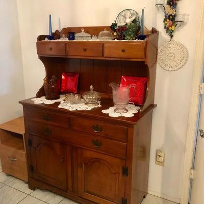 Whitney High Back Dry Sink - $175 - (44W  21D  61H)