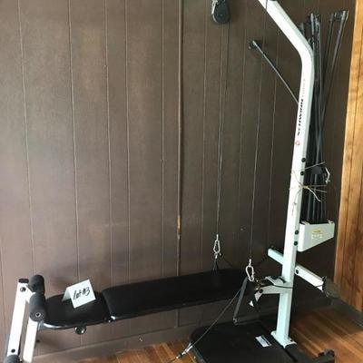 Schwinn Force Weight Bench