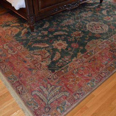 Karastan rug, measures approx. 8'8