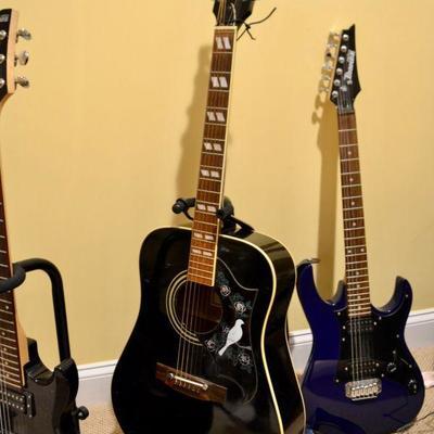 Cimar acoustic guitar