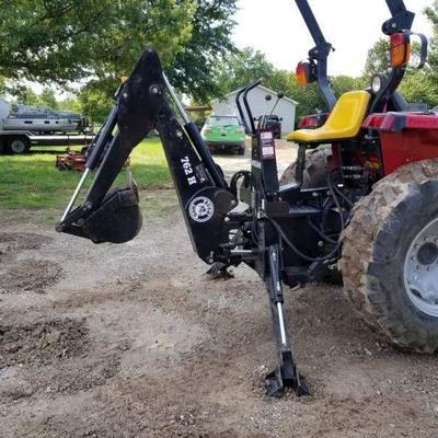 Heavy Equipment Auction! Paola KS!   Paola, KS 66071