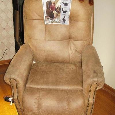 electric lift chair   BUY IT NOW $ 185.00