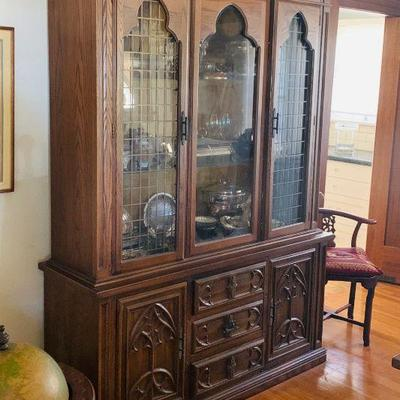 China cabinet by Stanley Furniture Co.