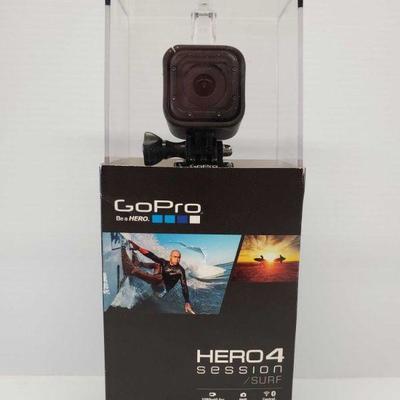 New, GoPro Hero 4 Session /Surf New, GoPro Hero 4 Session /Surf  OS15-203090.3(2 of 2)