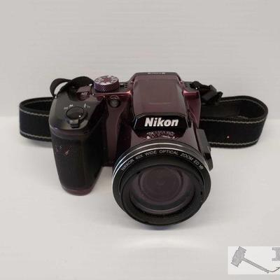 Nikon CoolPix B500 Camera w/ Neck Strap Nikon CoolPix B500 Camera w/ Neck Strap OS19-019732.6