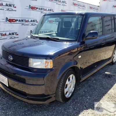 2005 Scion xB, Dark Blue Low Miles!, AC Blows Cold, Power windows, Pioneer HeadUnit Year: 2005 Make: Scion Model: xB Vehicle Type:...
