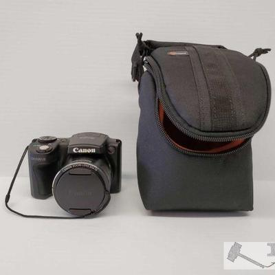 New, Canon PowerShot SX500 IS Camera with Case New, Canon PowerShot SX500 IS Camera with Case  OS19-008563.1(3 of 4)