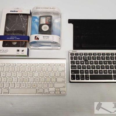 Apple Keyboard, Case w/ Keyboard, phone and ipod cases Apple Keyboard, Case w/ Keyboard, phone and ipod cases