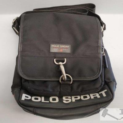 Nonauthenticated, Ralph Lauren Polo Sport Small Bag Nonauthenticated, Ralph Lauren Polo Sport Small Bag