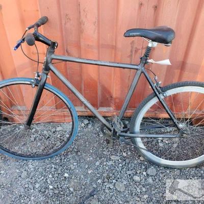 One Thruster Fixie Mountain Bike One Thruster Fixie Mountain Bike