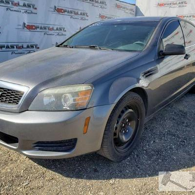 132:2012 Chevrolet Caprice, Gray, CURRENT SMOG Current Smog, Cold AC, Power windows, power mirrors, window tint, cruise control Year:...