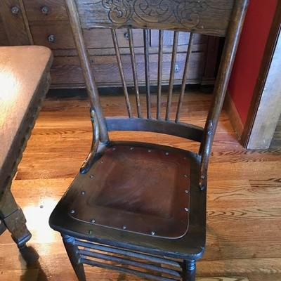 Side chair $22