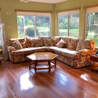 Corner Sofa by Carlton (City Furniture) - $150 (72