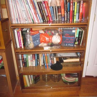 Books/Shelving Barrister Bookcase
