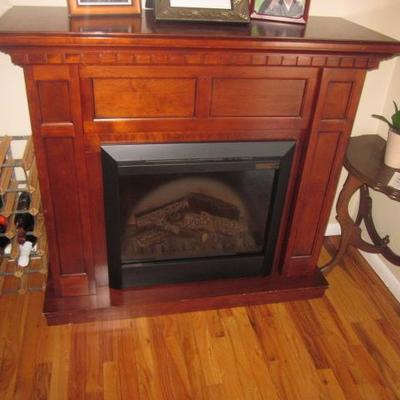 Fireplace Heater Cabinet