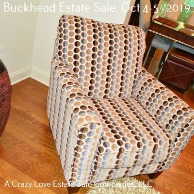 Newer Upholstered Chair