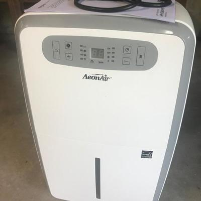 Dehumidifier $35