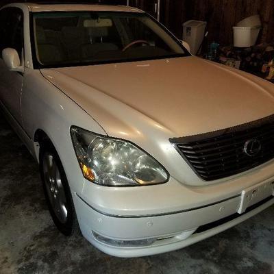 Lexus 2004 (154891 Mileage)