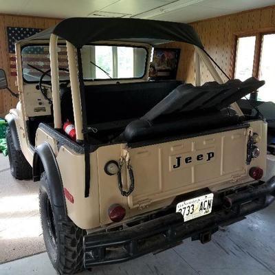 Willys 1974 Jeep