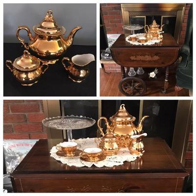 Bavaria tea set