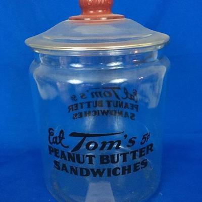 2 - Tom's Cracker Jars