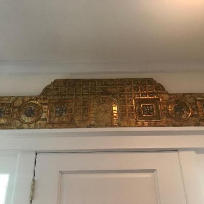 Brass decorative art