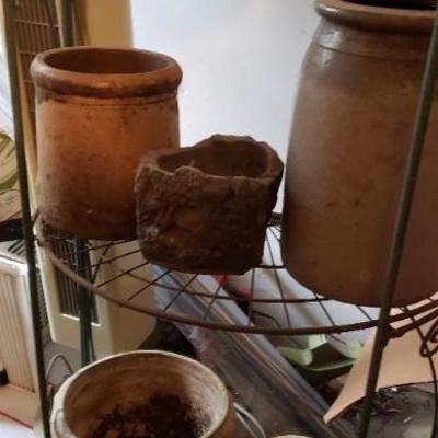 antique Crocks & jugs
