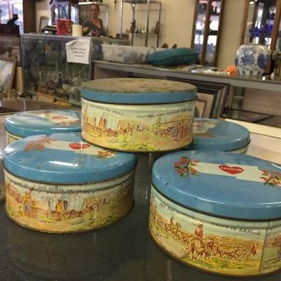 Tin cans of Kansas City