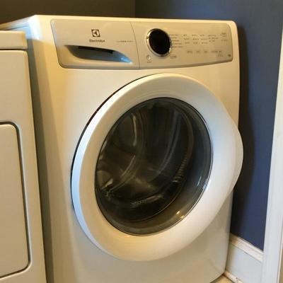 Electrolux LuxWash front loading washer
