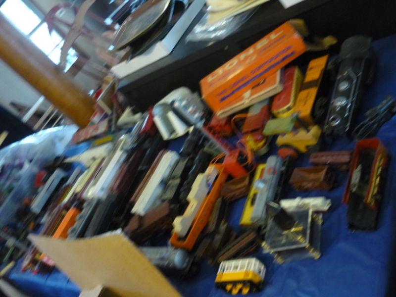 Model Railroads and Toy Trains