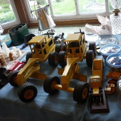 Toy Road Graders