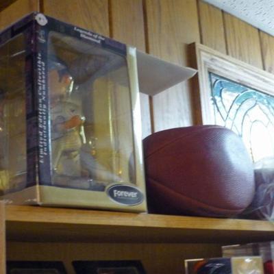 Sports memorabilia