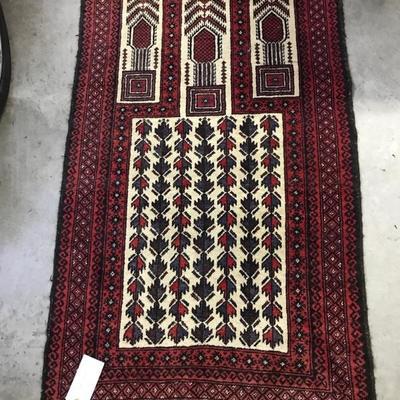 Persian rug $75