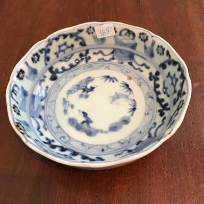 Japanese Ko Imari 1780's $165
