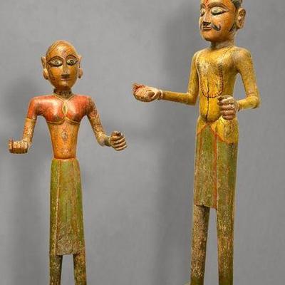 Rare Hindu Sculptures and Statues!