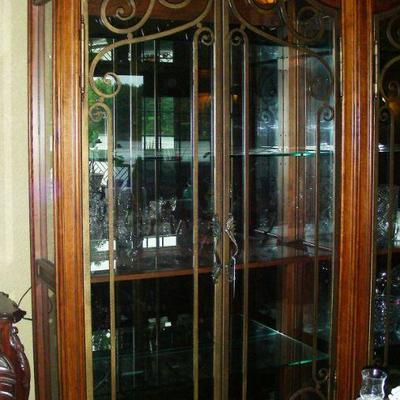 Henredon Display Cabinet