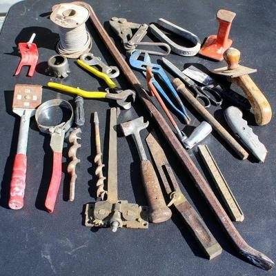 Miscellaneous Vintage Tools