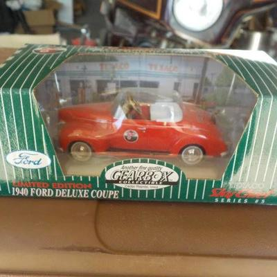 1940 ford covertible mini pedal car texico sky chi ...