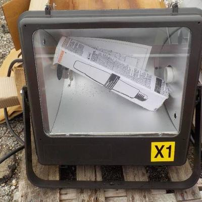Large industrial flood light (NEW)